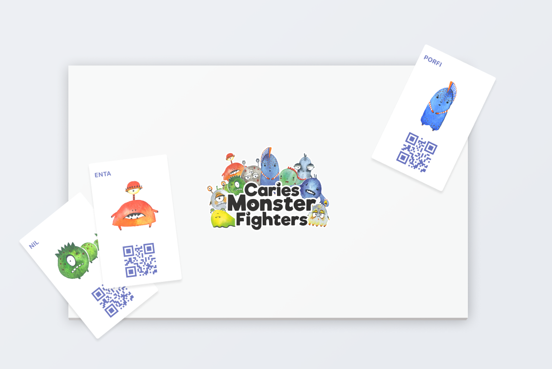 Caries Monster Fighters